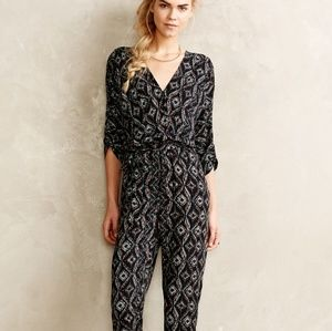 Elevenses Dacey anthropology jumpsuit